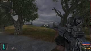 TPc-301 снайперский (Местонахождение, S.T.A.L.K.E.R. тень Чернобыля)