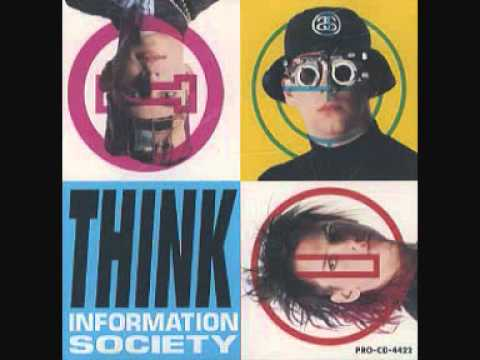 INFORMATION SOCIETY think (extended version 1990).wmv