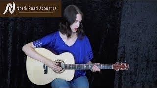 North Road Acoustics Custom OM with Liz DeYoe