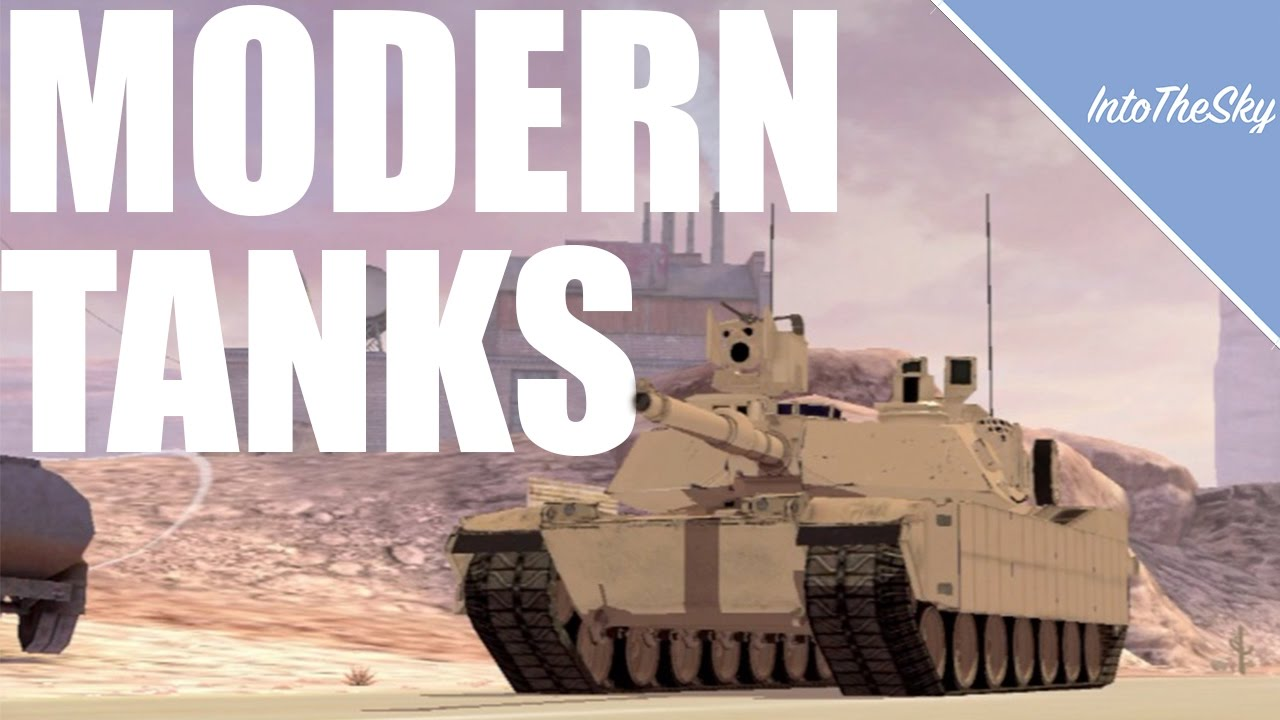 World of Tanks Blitz: Modern Tanks - YouTube