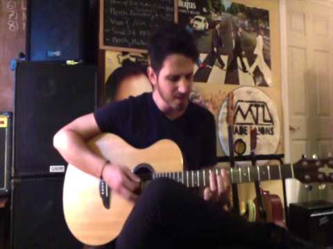 Stolen Dance - Milky Chance Cover (Mike Valletta of Made Them Lions ...