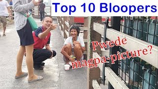 TOP 10 BLOOPERS: Pinoy Social Experiment