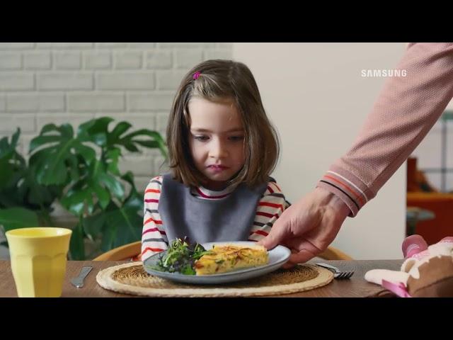 Karen Archer - Samsung Dual Cook Flex™