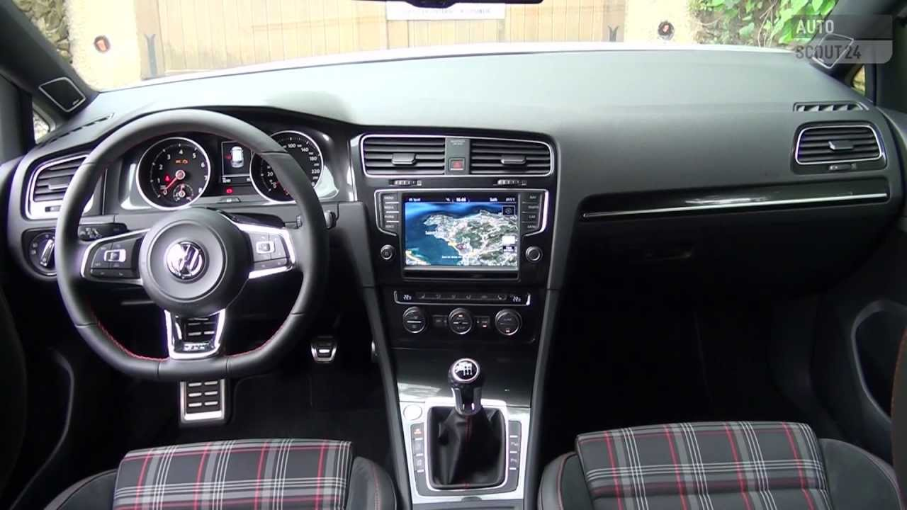 testbericht vw golf gti 2013 autoscout24 youtube. Black Bedroom Furniture Sets. Home Design Ideas