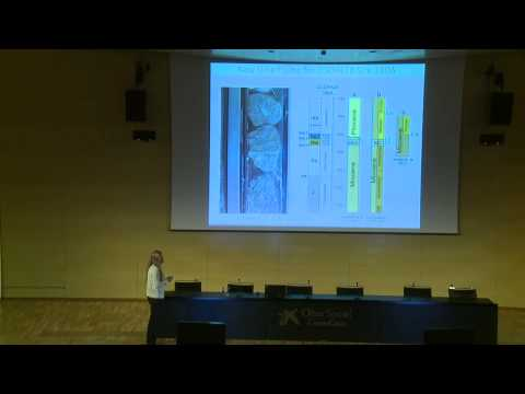 Iuliana Vasiliev (Utrecht U.) - Barcelona 2014 Topo-Europe - drought in the Miocene of the Black Sea