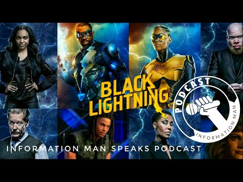 Black Lighting Being Canceled Here's The Truth