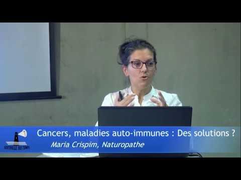 Cancers, maladies auto-immunes... : Des solutions ? | Maria Crispim