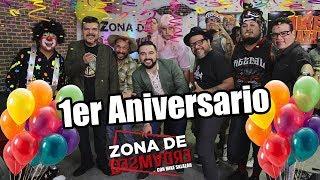 Video Mike Salazar - ZONA DE DESMADRE 1er Aniversario download MP3, 3GP, MP4, WEBM, AVI, FLV Juni 2018