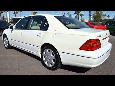 2003 lexus ls 430 reliable auto sales las vegas nv 89104 youtube. Black Bedroom Furniture Sets. Home Design Ideas