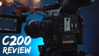 Canon C200 Review - 6 MONTHS LATER!