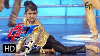 Dhee Juniors2 -  Prachi Performance - Style - Ra Ra Rammantunna - 30th Sept 2015