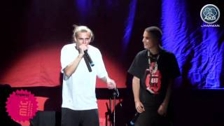 Beatboxing skiller vs. BMG - Quarters - Emperor of Mic 2010