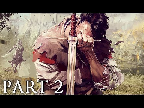KINGDOM COME DELIVERANCE Walkthrough Gameplay Part 2 - PROLOGUE (PS4 PRO)