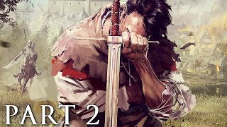 KINGDOM COME DELIVERANCE Walkthrough Gameplay Part 2 - PROLOGUE (PS4 PRO)