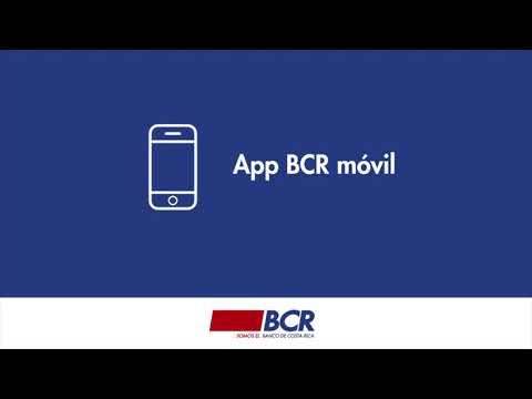 Bcr Movil App