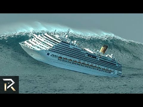 The 10 Most Dangerous Waters In The World!