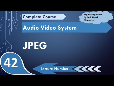 JPEG - Joint Photographic Expert Group