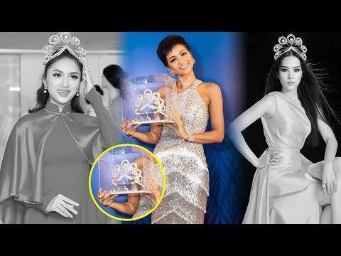 Vương miện Hoa hậu Hoàn vũ bị SAO CHÉP vô tội vạ, nhưng hóa ra H'Hen Niê lại là KHÔN NGOAN NHẤT!