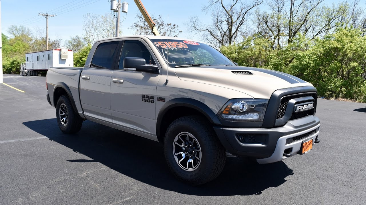 2017 ram 1500 rebel for sale dayton troy piqua sidney ohio 27810t youtube. Black Bedroom Furniture Sets. Home Design Ideas