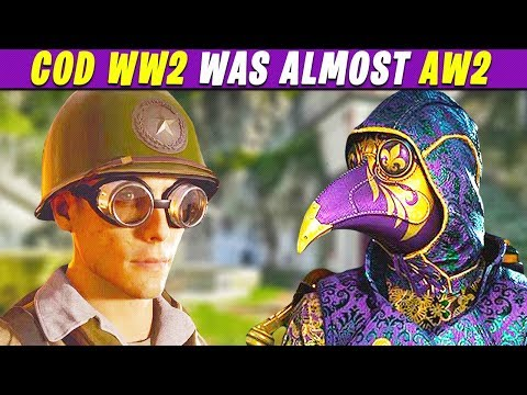 The Truth About COD WW2 (Call of Duty: World War 2) thumbnail