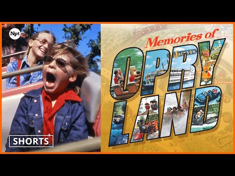 Battle - Rare Old Footage + Photos of Nashville Theme Park Opryland