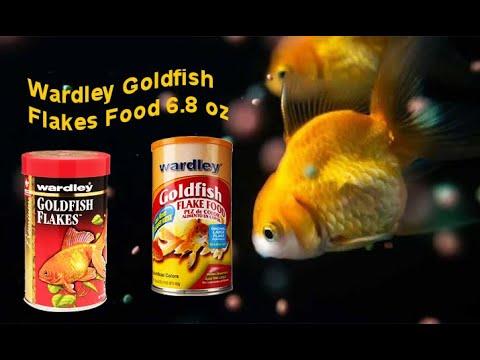 Wardley Goldfish Flakes Food 6.8 Oz। Lss Onlinemart