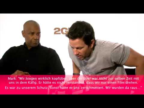 Mark Wahlberg talks about farts and Denzel Washington comes clean about his past!