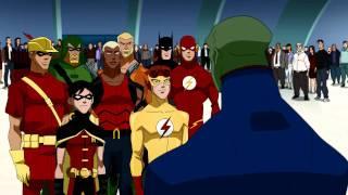 Young Justice Comic-Clip Dc Comics
