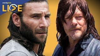 The Walking Dead: Die Brücke - Moviepilot Live Talk | Staffel 9 Episode 2