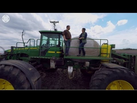 360° Illinois Farm Tour: It Starts with a Seed | #360Corn