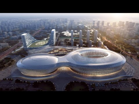 China's Sporting Super-Complex Explained