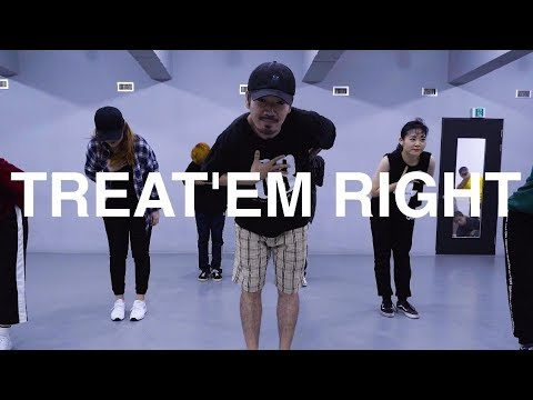 TREAT'EM RIGHT - Chubb Rock |  HAW choreography | Prepix Dance Studio
