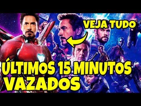 FINAL DE VINGADORES ULTIMATO TODO VAZADO SAIBA TUDO COM SPOILER