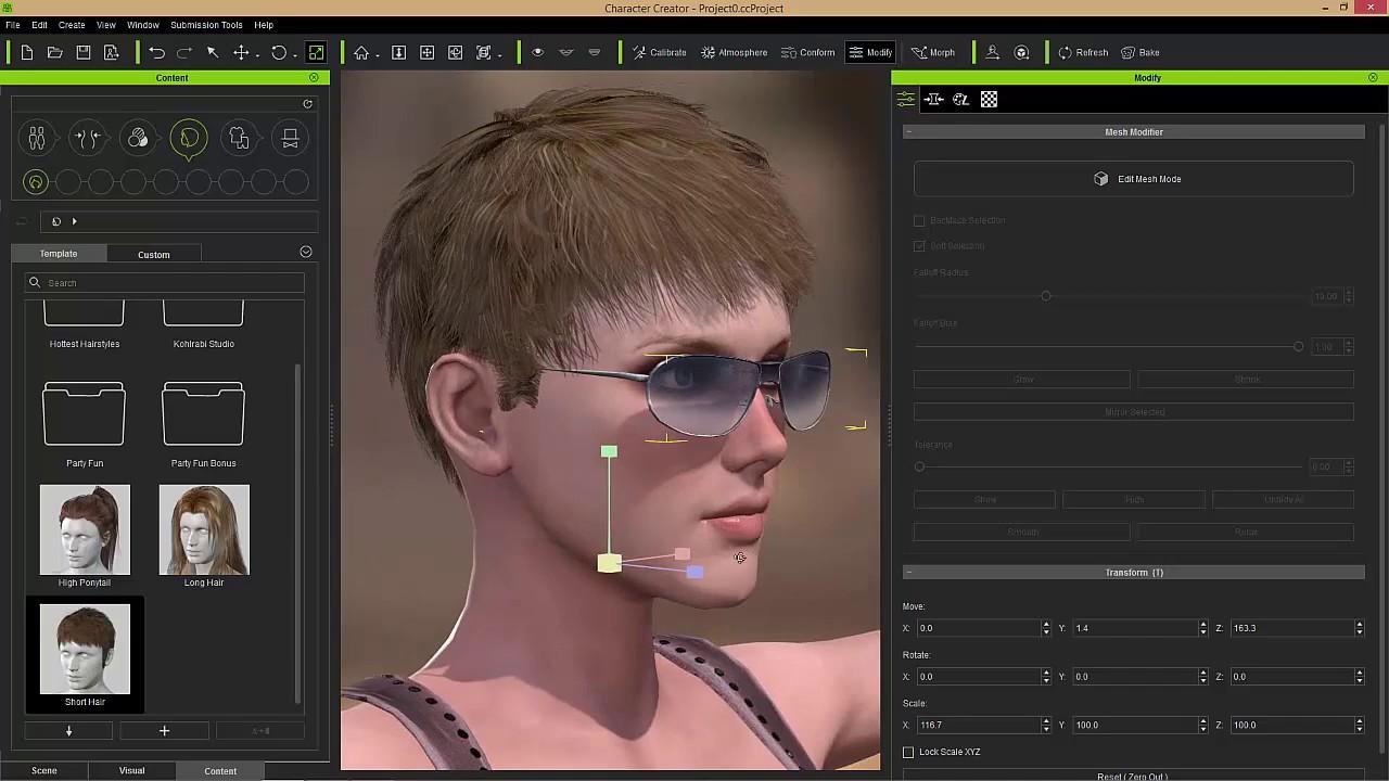 Iclone character creator 1 download | Reallusion iClone