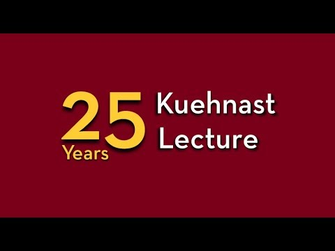 25th Annual Kuehnast Lecture with Mark Seeley