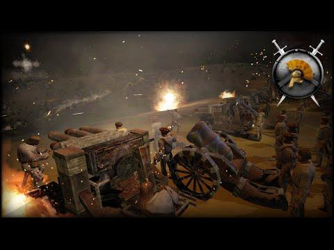 ULTIMATE FIREPOWER! - Call of Warhammer Mod Gameplay  