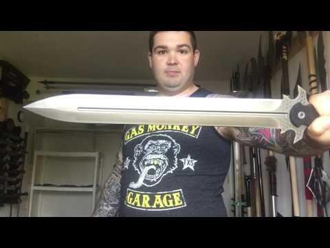 AMERICAN KAMI S6 Gladius Sword Review