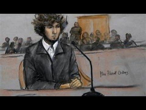 Boston bomber sentenced to death penalty