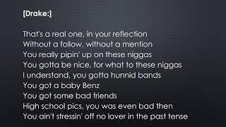 Drake - Nice For What (official lyrics)