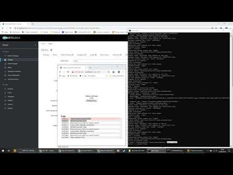 Keycloak Authentication Code Flow - Multi-client Issue