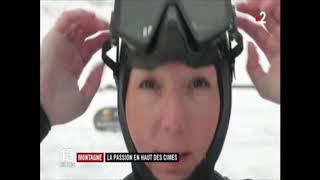 Plongée en apnée sous glace en France