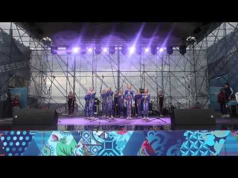 ФМД «Надежды Европы» и коллектив Поколение Dance