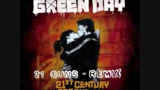 Green Day 21 guns remix 8 bit