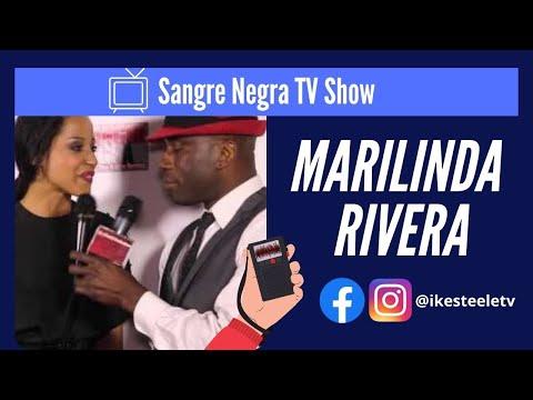 Marilinda Rivera as Velvet in Sangre Negra chats on STeeLE TV