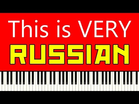 We made another RUSSIAN thing...