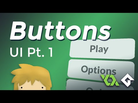 Buttons GUI  |   GameMaker Studio 2   [ UI Series: Part 1 ]