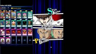 Kaiba lvl 40 Farm 8000+ points using Elements Unite! [Yu-Gi-Oh Duel Links]