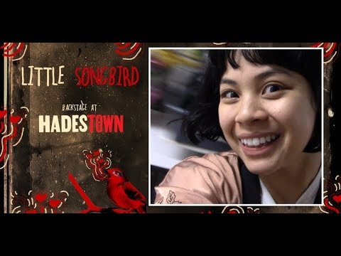 Episode 1: Little Songbird: Backstage at HADESTOWN with Eva Noblezada