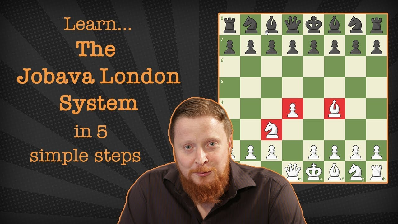 Learn the Jobava London System Opening with ...g6 in five simple stages. Part Two. #1