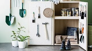 DIY IDEA: Ikea cupboard project #1 - homes+